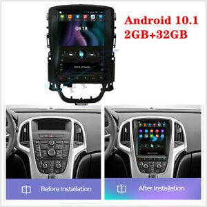 9.7'' Android 10.1 2+32GB Stereo Radio FM For Opel Astra J Vauxhall Astra 10-14