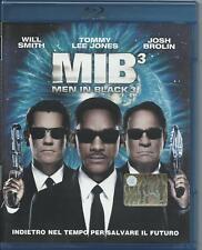 Men in black III (2012) Blu Ray
