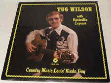 Remorqueur Wilson avec Nashville Express country music lovin 'Kinda Guy 1982 VINYL LP