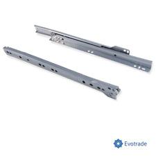 GUIDE A ROTELLA PER CASSETTI compatibili IKEA MONDO CONVENIENZA da 300 - 800 mm