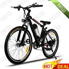 Electric Bike E-Bike Mountain Bicycle City Cycling 21Speed E-MTB 36V Li-Ion 250W