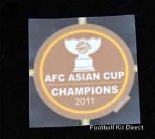 Official Asian Cup 2015 Football Shirt Patch/Badge senscilia winner japan