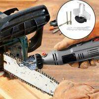 Chainsaw Sharpening Tool Chain Saw Sharpener File Grinder Rotary Electric N3K2