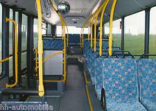 Pressefoto Omnibus Neoplan Centroliner N 4413 CNG Innenansicht Bus Werks-Foto