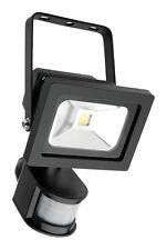 NEW 15W Black LED Flood Light Outdoor Motion Sensor Security SAA Mercator Lorne