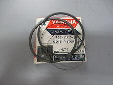 NOS Yamaha Piston Ring Set 0.75 YA6 137-11610-30