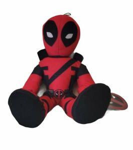 """14"""" DEADPOOL Plush Doll Superhero Marvel Good Stuff Stuffed Toy"""