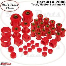 Prothane 14-2006 Total Suspension Bushing Kit for 95-98 Nissan/Datsun 240SX-SALE