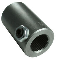 """Borgeson 515959 Steering U-Joint 1/""""OD 1//2 Smooth Bore X 1//2 Smoot Pin /& Block"""