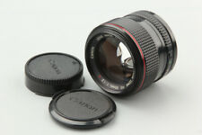 Canon New FD nFD 50mm f/1.2 f1.2 L Manual Focus Prime Lens, For FD Mount