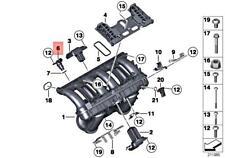 BMW E82 E60 E83 E85 E70 Crankcase Vent Hose Heating Element w/O-Ring GENUINE NEW
