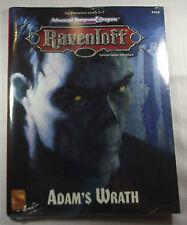 AD&D - RAVENLOFT - Adam's Wrath -OVP-  -Shrink-
