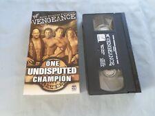 WWF - Vengeance (VHS, 2002)