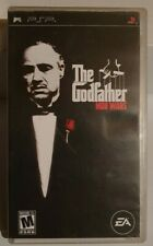 PSP Game The Godfather Mob Wars