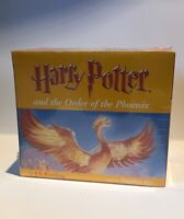 Harry Potter and the Order of the Phoenix Audio Book 22 Cassetes
