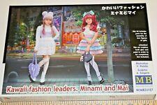 "Master Box ""Kawaii Fashion Leaders-Minani Mai"" 1/35 Ukrainian Model Kit from USA"