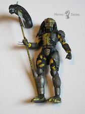 NECA Series 11 WASP HUNTER PREDATOR Action Figure with Alien Head Spear 2010