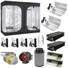 Silent Running Complete Grow Tent Kit Digital Light Kit Filter Kit Hydroponics
