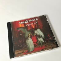 Overexertion Rigamortis Cd Detroit Private Press Metal Rock Michigan Band Album