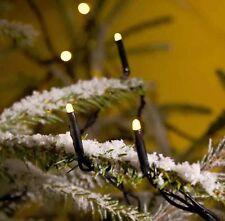 Mikro LED Lichterkette 120 LED's warmweiß Konstsmide 3612-110 für Außen