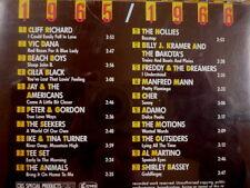 25 ans internationale pop musique 1965/1966 Cliff richard ADAMO Hollies cher