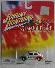 "Johnny Lightning – VW Käfer ""Grateful Dead"" weiß/bunt Neu/OVP"