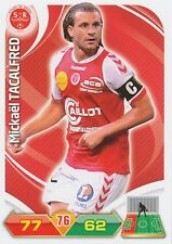 MICKAEL TACALFRED STADE REIMS TRADING CARDS ADRENALYN PANINI FOOT 2013