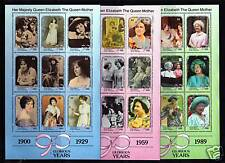 GrenSt Vincent 1991 Queen Mother 90th B/day SG705/31MNH