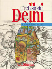 USED (VG) Prehistoric Delhi and Its Neighbourhood by A. K. Sharma
