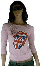 AMPLIFIED ROLLING STONES UK Vintage Sweater Shirt S/M
