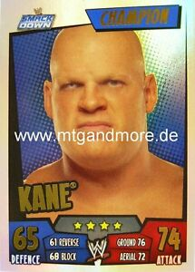 Slam Attax Rumble - Kane - Champion