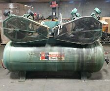 Champion Horizontal Air Compressor 250 Gal 208 230460v 200psi 75hp Can Ship