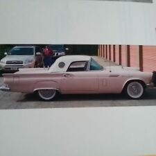 1957 Ford Thunderbird Dusk Rose
