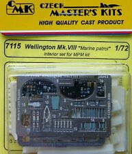 CMK 1/72 Wellington Mk. VIII Marine PATROL interni Set per MPM # 7115