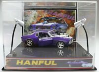 1:24 DDA Colletibles Hanful Car in Custom Case with Led Lights