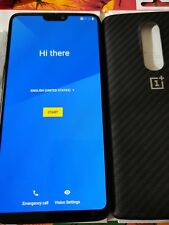 OnePlus 6 - 128GB - Midnight Black (Unlocked)