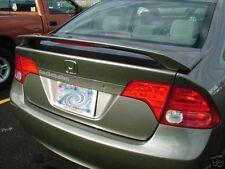 PAINTED - 2006 2007 2008 2009 2010 2011 Honda Civic Spoiler 4 Door