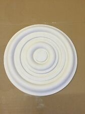 Elegant Small Plaster Ceiling Rose Victorian /Edwardian