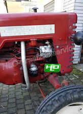 Ölfilter Adapter MC CORMICK DGD4 D214 D217 DD-Motor Ölfilter Umbausatz Traktor