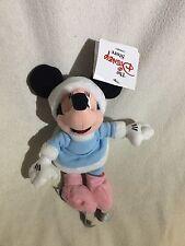 Disney Soft Toy Beanie - Arctic Freeze Minnie Mouse