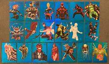 2015 Marvel Retro Precious Metal Gems PMG Blue Gem Comic Card Singles You Choose