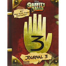Gravity Falls Journal 3 by Alex Hirsch New Hardcover Perfect Gift for Children
