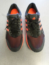 """Adidas """"Tempo Boost"""" Black and Red Running Shoes Men's 11 (eur 45.5)"""