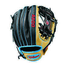 "Wilson A500 Youth Baseball Glove 2018 11.5"" Right Hand Throw"