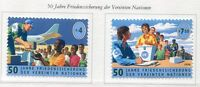 19430A) UNITED NATIONS (Vienna) 1998 MNH** Nuovi** UN volunteers