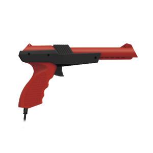 NEW Zapper for Nintendo NES - Pistolet Light Gun for Duck Hunt, Operation Wolf..