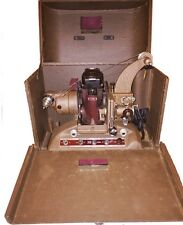 Vintage Bell & Howell Filmo 8mm Projector Picture Master Design 151 1948