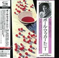 PAUL MCCARTNEY MCCARTNEY CD MINI LP OBI Quarrymen Beatles Wings album new sealed