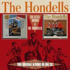 Go Little Honda/The Hondells - Hondells (2010, CD NIEUW)