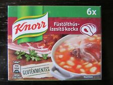 KNORR SMOKED MEAT BOUILLON CUBES 6 - 12 - 18 - 24 PIECES